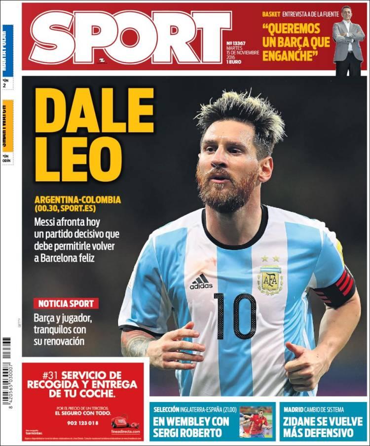 sport-15-november-2016