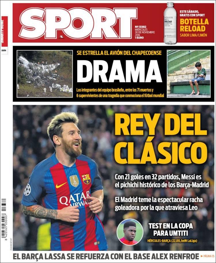 sport-30-november-2016